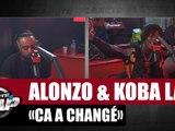 Alonzo - Ça a changé ft Koba LaD