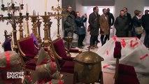 De la cathédrale en flammes au coffre-fort d'Anne Hidalgo : le sauvetage des reliques de Notre-Dame