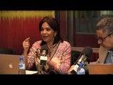 Maria Elena Nuñez comenta suspensión de clases por parte de los Profesores de la UASD