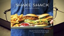 Online Shake Shack: Recipes & Stories  For Kindle