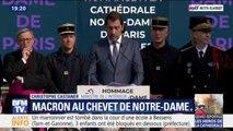 """Selon Nicolas Dupont-Aignan, les policiers """"ont tort de privilégier une hypothèse"""" dans l'incendie de Notre-Dame"""