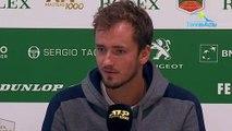 ATP - Rolex Monte-Carlo 2019 - Daniil Medvedev maîtrise aussi la terre battue !