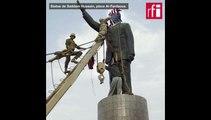 9 avril 2003 : la chute de Bagdad