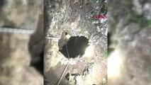 Bursa İznik'te Kaçak Kazı Yapan 8 Defineci, Kazdıkları Kuyuda Mahsur Kaldı - Ekiyle