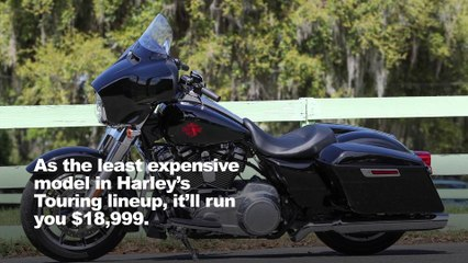 10 Facts About The New 2019 Harley-Davidson Electra Glide Standard