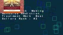 Full E-book  Making Mandated Addiction Treatment Work  Best Sellers Rank : #2