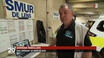 Lens : situation explosive aux urgences de l'hôpital