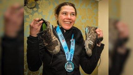 Jasmin Paris Wins 268-Mile Race By Over 15 Hours