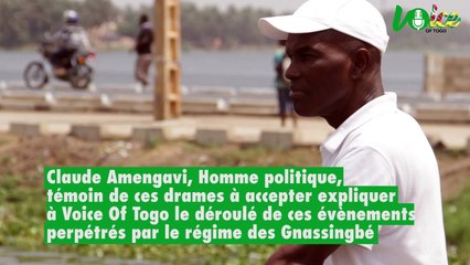 Togo: La lagune de Bè est-elle le cimetière des Gnassingbé?