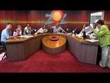 Tremenda discusión entre Sindicatos Fenatrado y UED por transporte de carga en Baní