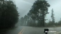 Severe storms bring down pours to Mississippi