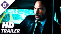 "John Wick: Chapter 3 Parabellum (2019) - Official ""Taxi"" Clip – Keanu Reeves, Halle Berry"