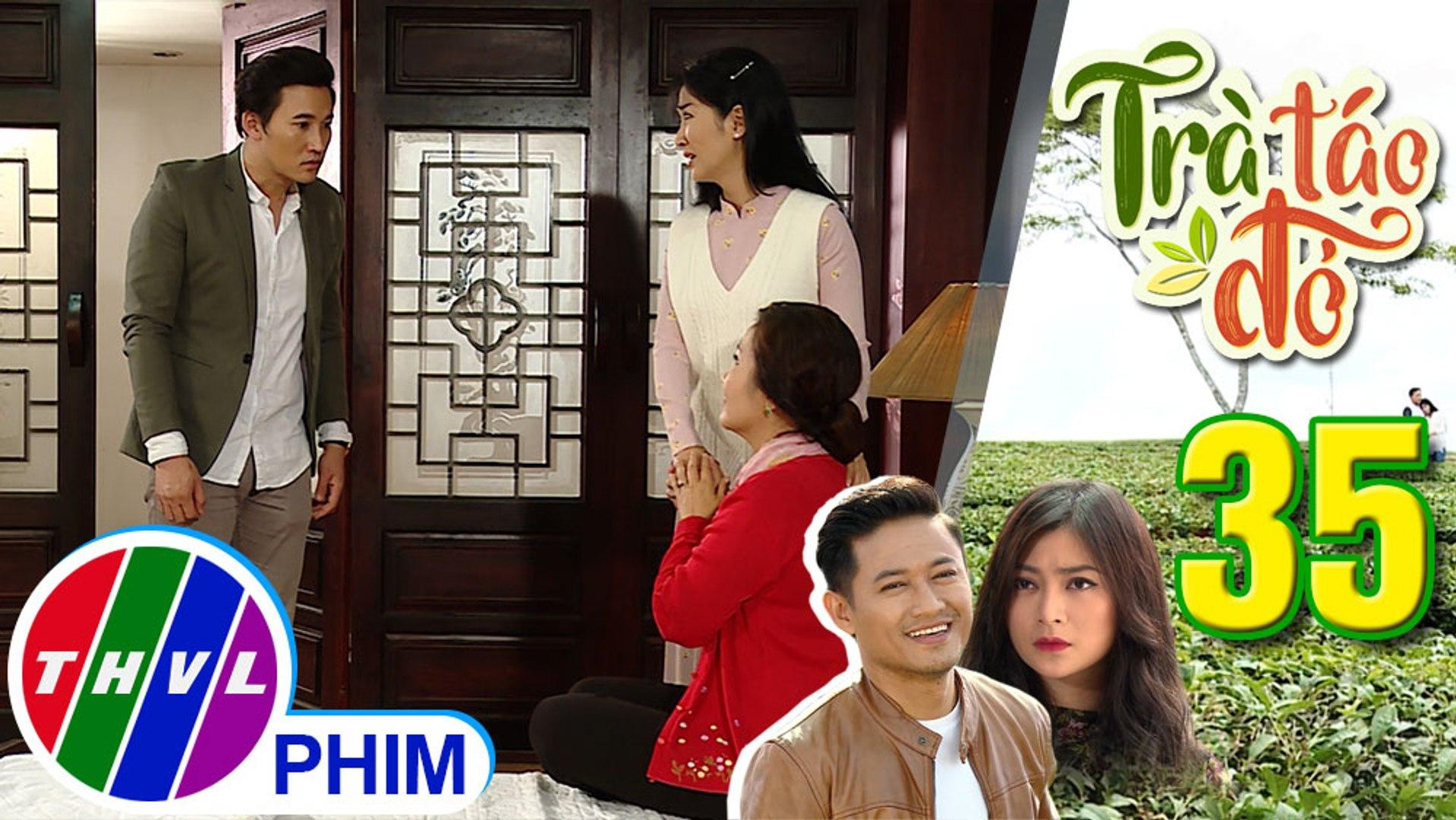 THVL | Trà táo đỏ - Tập 35[4]: Bà Hiền nói cho Quý biết Trúc Trà là con gái ruột của mình