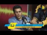 David Collado Alcalde del Distrito Nacional comenta sobre la Jornada de Limpieza