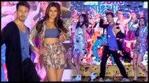 Tiger Shroff, Ananya Pandey, Tara Sutaria DANCING | SOTY 2 | The Jawaani Song