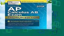 [MOST WISHED]  Cracking the AP Calculus AB Exam 2018 (College Test Prep) by Princeton Review