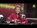 Rosario Espinal analista política comenta la percepción de inseguridad en RD, es una realidad