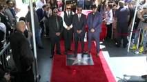 Cypress Hill receives Star on Hollywood Walk of Fame