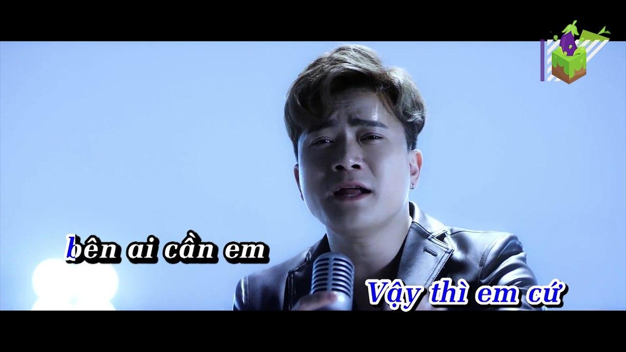 [Karaoke] Chẳng Cần Lý Do - Khang Việt [Beat Tone Nam]