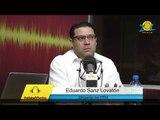 Eduardo Sanz Lovatón comenta sobre su candidatura a la presidencia del PRM en el Distrito Nacional