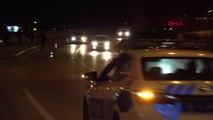 Karabük Polis, Alkollü Sürücünün Arkadaşının da Alkollü Olmasına Tepki Gösterdi