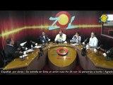 Domingo Contreras comenta sobre los trabajos dirección de Programas Especiales de la Presidencia