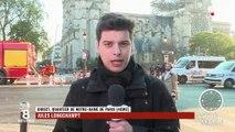 """Notre-Dame de Paris : les abords de la cathédrale interdits aux """"gilets jaunes"""""""