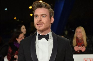Richard Madden Shares Game Of Thrones Throwback Picture