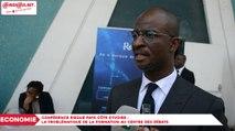 Conférence risque pays Côte d'Ivoire :  La problématique de la formation au centre des débats