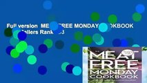 Full version  MEAT FREE MONDAY COOKBOOK  Best Sellers Rank : #3