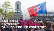 """Incendie de Notre-Dame : Lilian Thuram """"interpellé"""" par les millions d'euros de dons"""