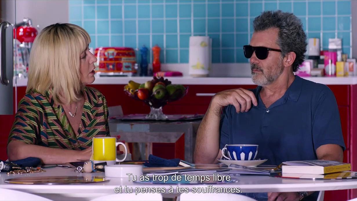 Douleur et Gloire : bande-annonce (Pedro Almodovar)