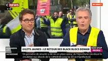 """Un gilet jaune au bord des larmes ce matin dans """"Morandini Live"""" sur CNews: """"Ma mère et mon neveu ont faim. Je ne peux pas faire de pause"""" - VIDEO"""