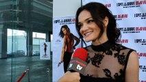 "Jamie Bernadette Interview ""I Spit on Your Grave: Deja Vu"" Premiere Red Carpet"