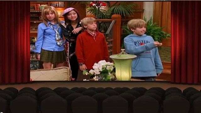 The Suite Life of Zack and Cody - S 1 E 19 - The Ghost in Suite 613