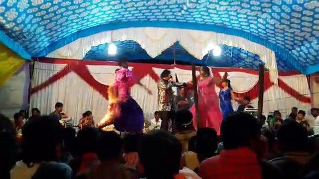 जरवाही बिहार में स्टेज डांस प्रोग्राम लोगो का दिल जीत लिया डांस ने