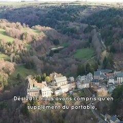 4G Cantal - Témoignage d'André Tronche, Maire de Peyrusse