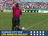 L'incroyable format de tirs au but en MLS dans les années 90