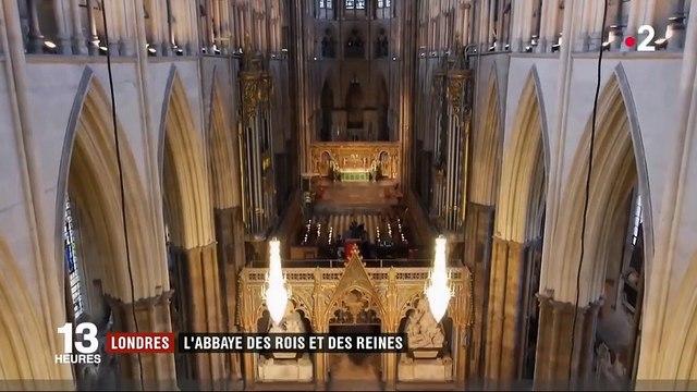Londres : Westminster, l'abbaye des rois et des reines