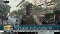 Chile: vendedores de calle sufren violentas persecuciones policiales