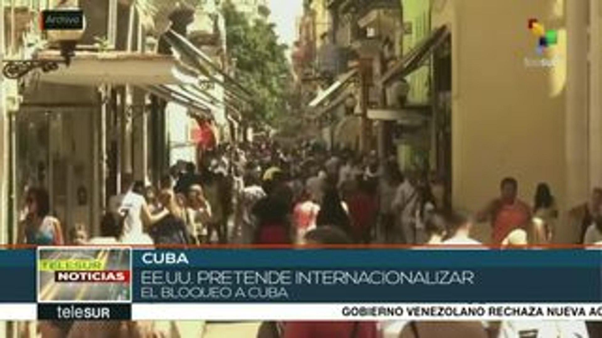 Ley Helms-Burton, parte de la estrategia contra la Revolución cubana