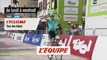 Tour des Alpes 2019, bande-annonce - CYCLISME - TOUR DES ALPES