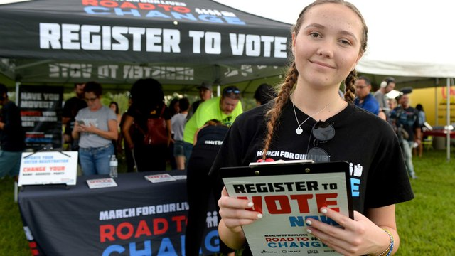 March For Our Lives Founder Works to Make Gun Violence a Top 2020 Issue
