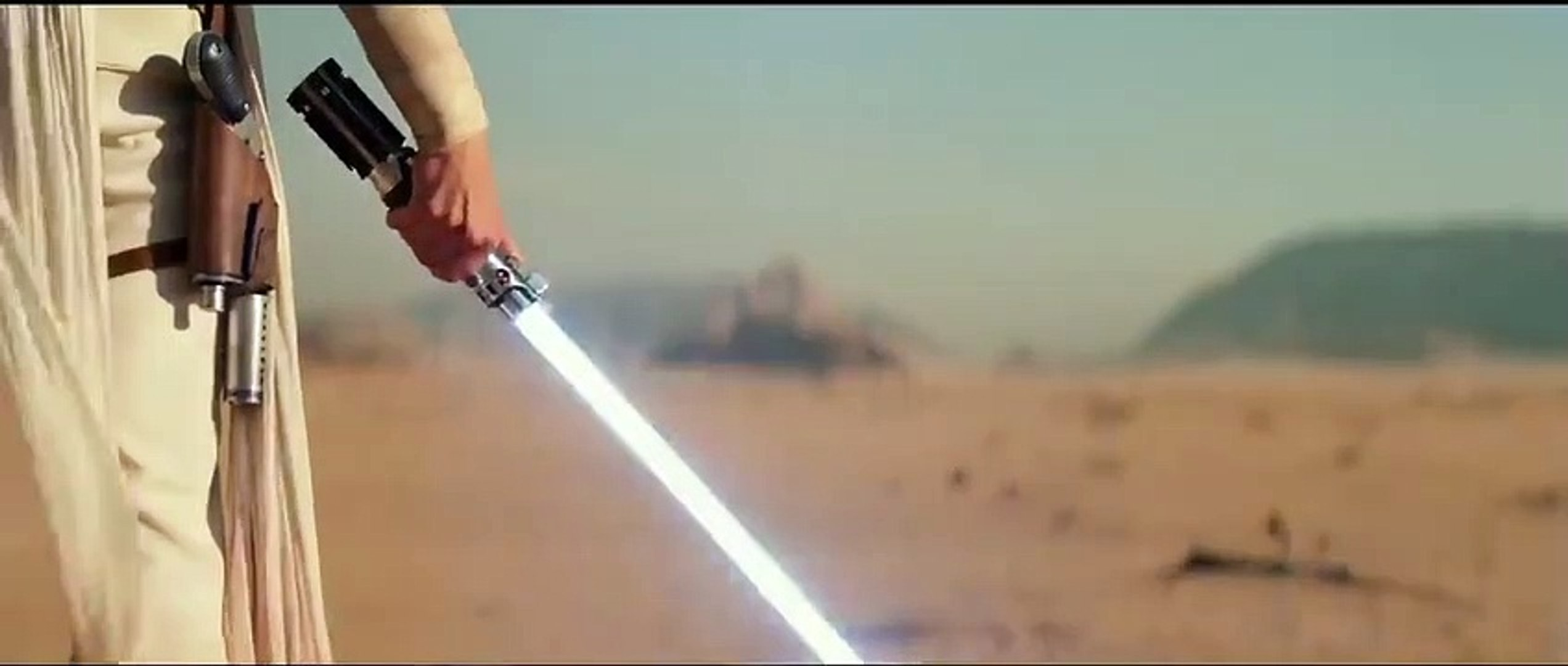 Star Wars The Rise of Skywalker Teaser Trailer 1 (2019)
