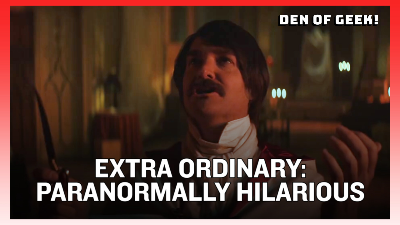 Extra Ordinary Is A Paranormally Hilarious Movie