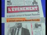 Revue Presse Zarma 27 Octobre