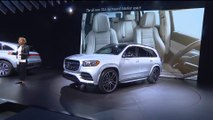 World Premiere Mercedes-Benz GLC at the 2019 NYIAS