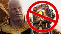 How Powerful Is Thanos Without The Infinity Gauntlet? | Avengers: Endgame