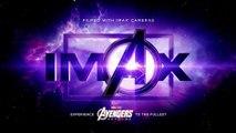 Avengers Endgame TV Spot - IMAX Difference (2019)