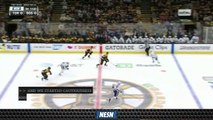 Bruins Not Putting Puck On Net In First Period Vs. Maple Leafs